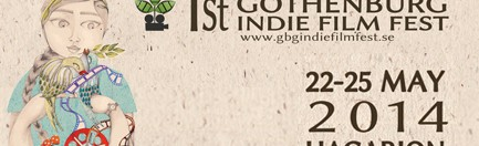 Gbg Indie Film Fest 22-25/5