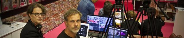Nätverkstan goes livestreaming